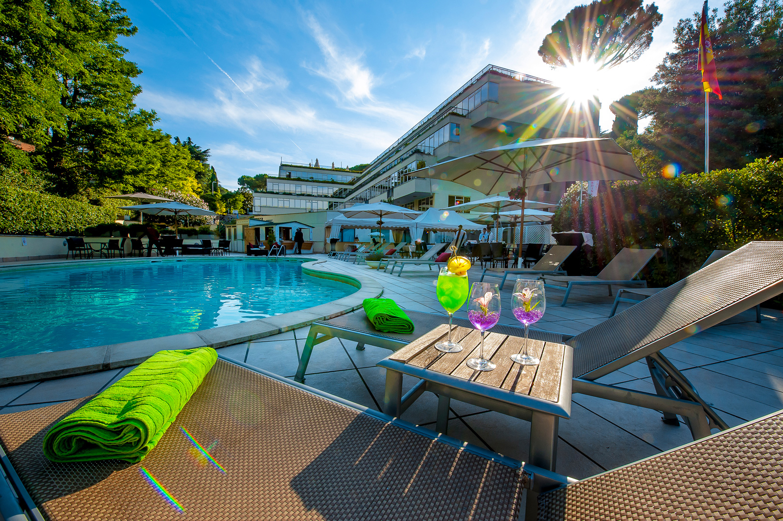 Cardinal Hotel St Peter Rome Hotel With Swimming Pool In Rome